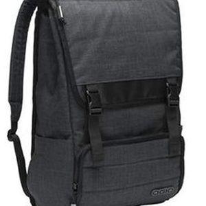 Ogio Ruck 20 Heather Gray Pack Bookbag PADDED Bags